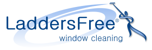 Ladders Free window cleaning