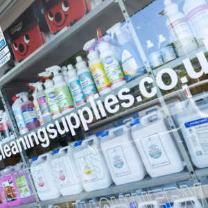 Image Of Cleaning Product Supplies