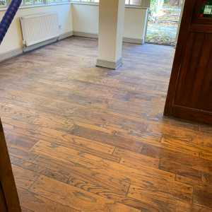 Image Of The Two Brewers Pub in Northaw – Floor Cleaning